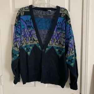Sweaters - Vintage Retro Knit Sweater